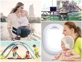 10 необычных вещей, которые пригодятся в путешествии с детьми