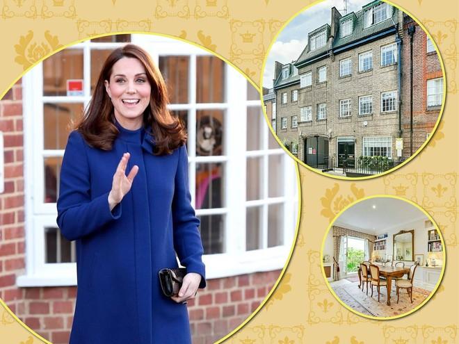 Родители Кейт Миддлтон продают ее трехэтажную квартиру