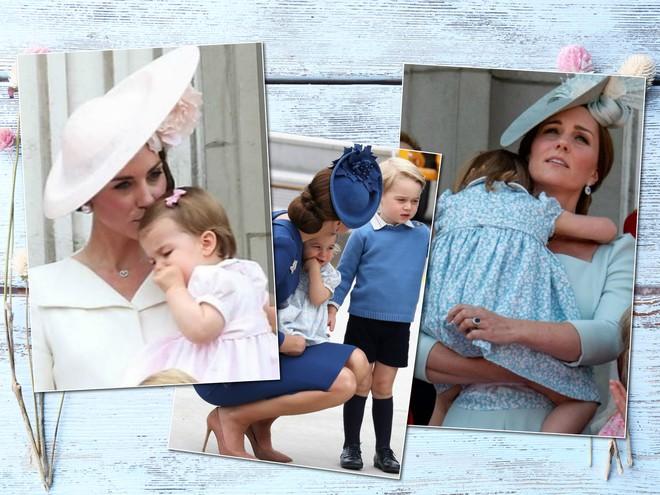 7 способов: как Кейт Миддлтон успокаивает своих детей