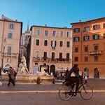 Несколько дней в Риме) сменили обстановку)