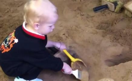 Сын Анастасии Винокур нашел останки динозавров