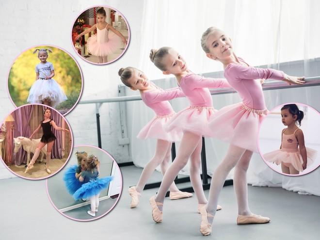 Принцессы-лебеди: 7 звездных детей, которые делают успехи в балете