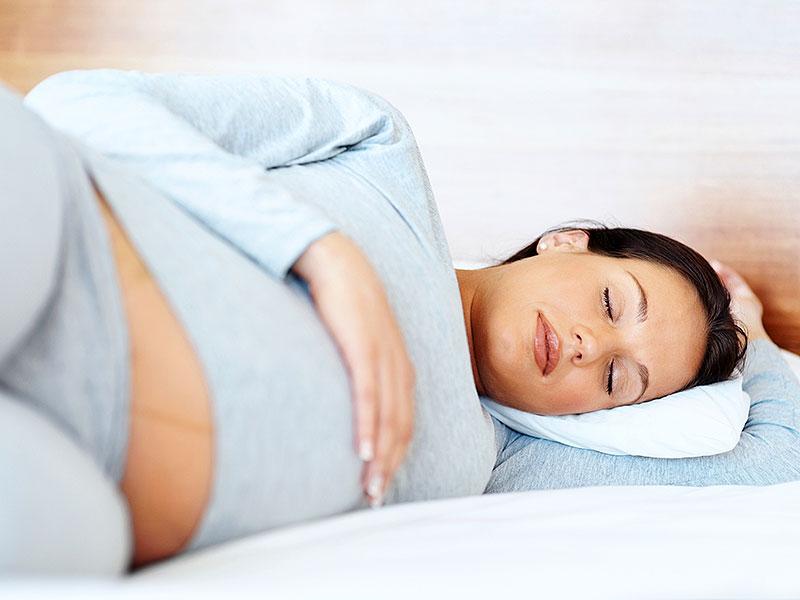 Сон у беременных