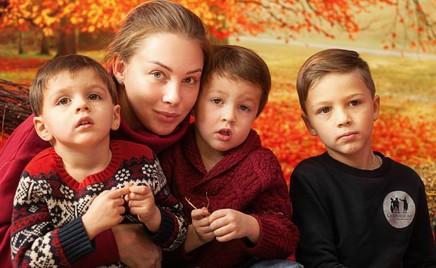 Хит-парад пожеланий: сыновья Дмитрия Диброва трогательно поздравили папу с днем рождения