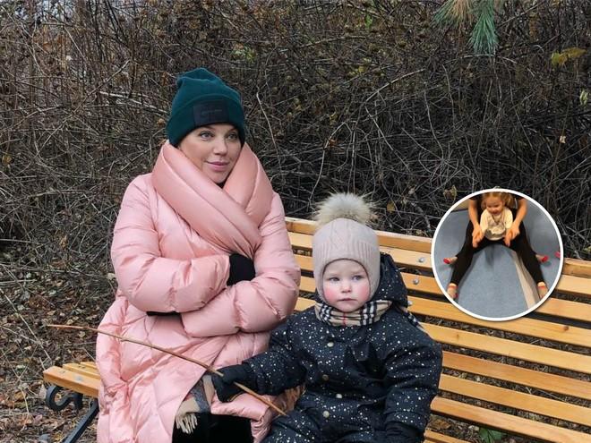 Липа Тетерич показала детские упражнения для растяжки