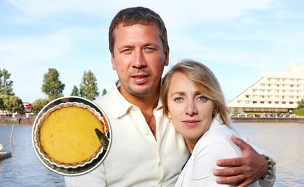 Рецепт от звезды: тыквенный пирог, который любят в семье Андрея Мерзликина