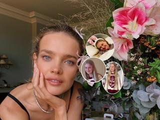 Вот так сюрприз: Наталья Водянова сделала оригинальный подарок дочери