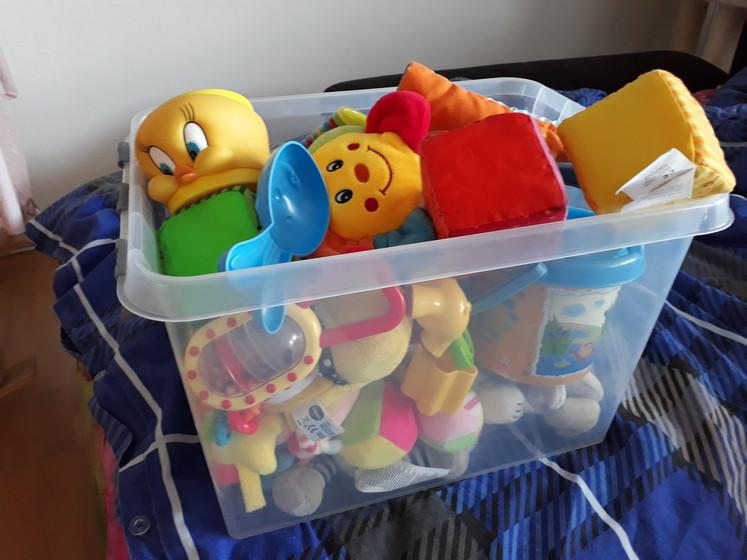 Стерильность игрушек
