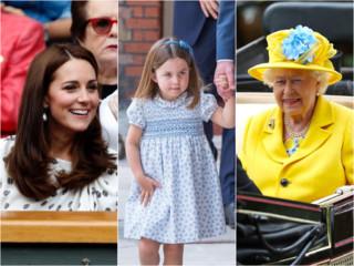 На кого на самом деле похожа принцесса Шарлотта?