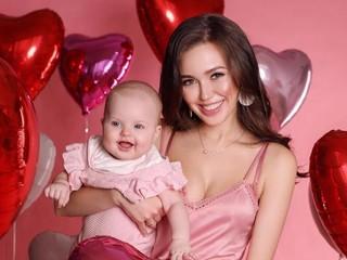 Анастасия Костенко поделилась меню для прикорма подросшей дочери