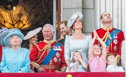 Кодовое имя: забавные прозвища королевской семьи
