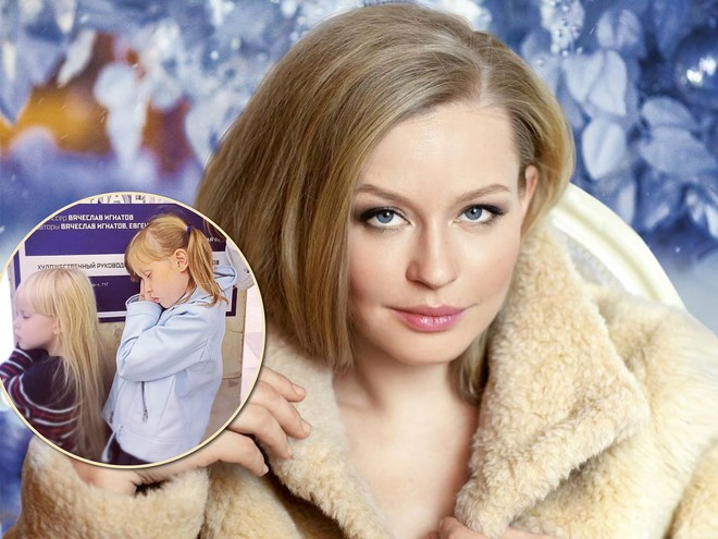 Юлия Пересильд рассказала, почему дочери носят ее фамилию