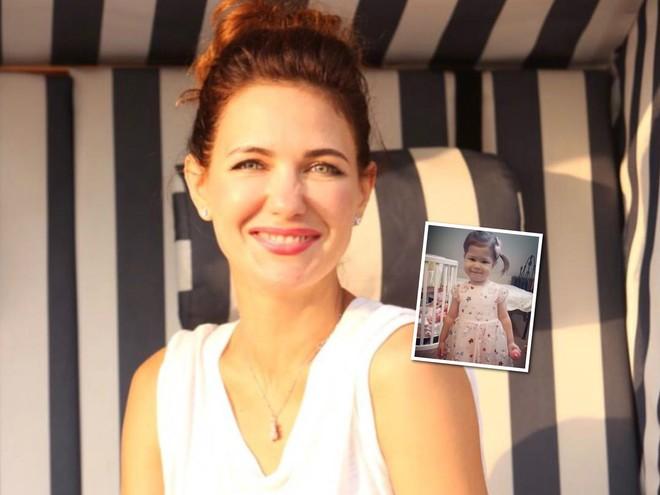 Видео: младшая дочь Екатерины Климовой очаровала поклонников