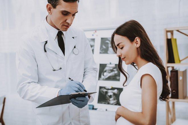 Медицинское обследование на 26 неделе беременности