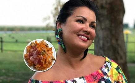 Анна Нетребко поделилась рецептом вкусного салата для перекуса