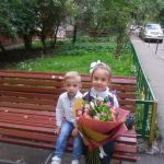 Моя первоклашка)