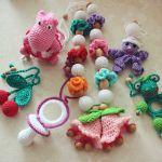 Слингобусы со съемными игрушками