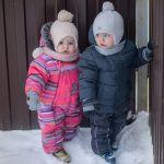 Двойняшкам полтора. Или как выжить с тремя детьми)))))