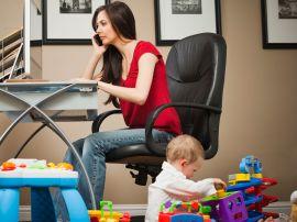 Мамы успешнее в бизнесе
