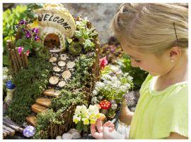 15 идей: создаем на даче сказку для детей