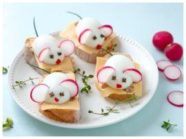 Мышиный король: необычные рецепты для детей