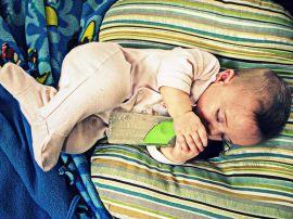 Хотите спать – покормите ребенка