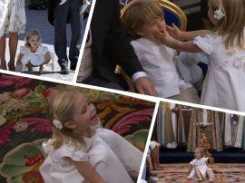 Ералаш дня (видео): самые веселые королевские крестины