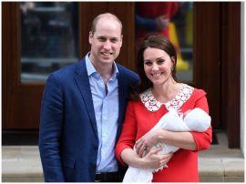 Рождение принца Луи