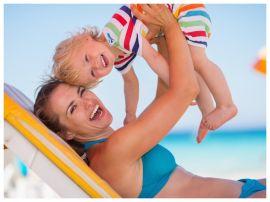 Солнцу – да! 5 средств с SPF для детей