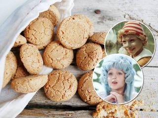 Читаем и угощаем: миндальное печенье по рецепту из сказки «Золотой ключик»