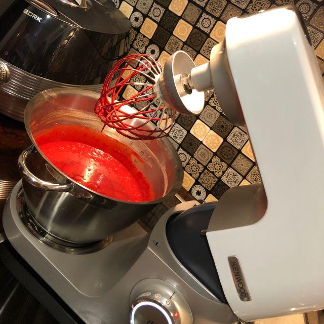 Красный бархат 🔥