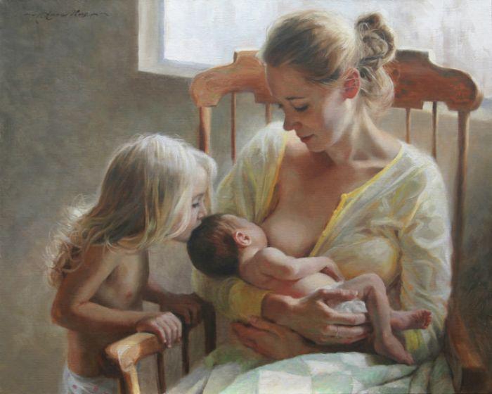 Зачем кормящей маме нужен консультант по грудному вскармливанию ?