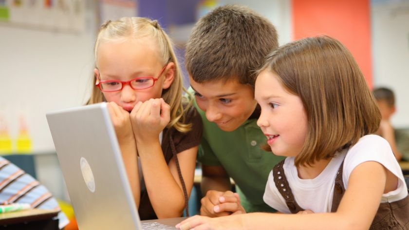 Школьников научат правильно питаться при помощи новых технологий