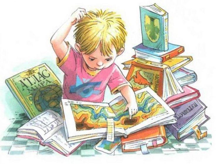 8 запретных фраз о детском чтении